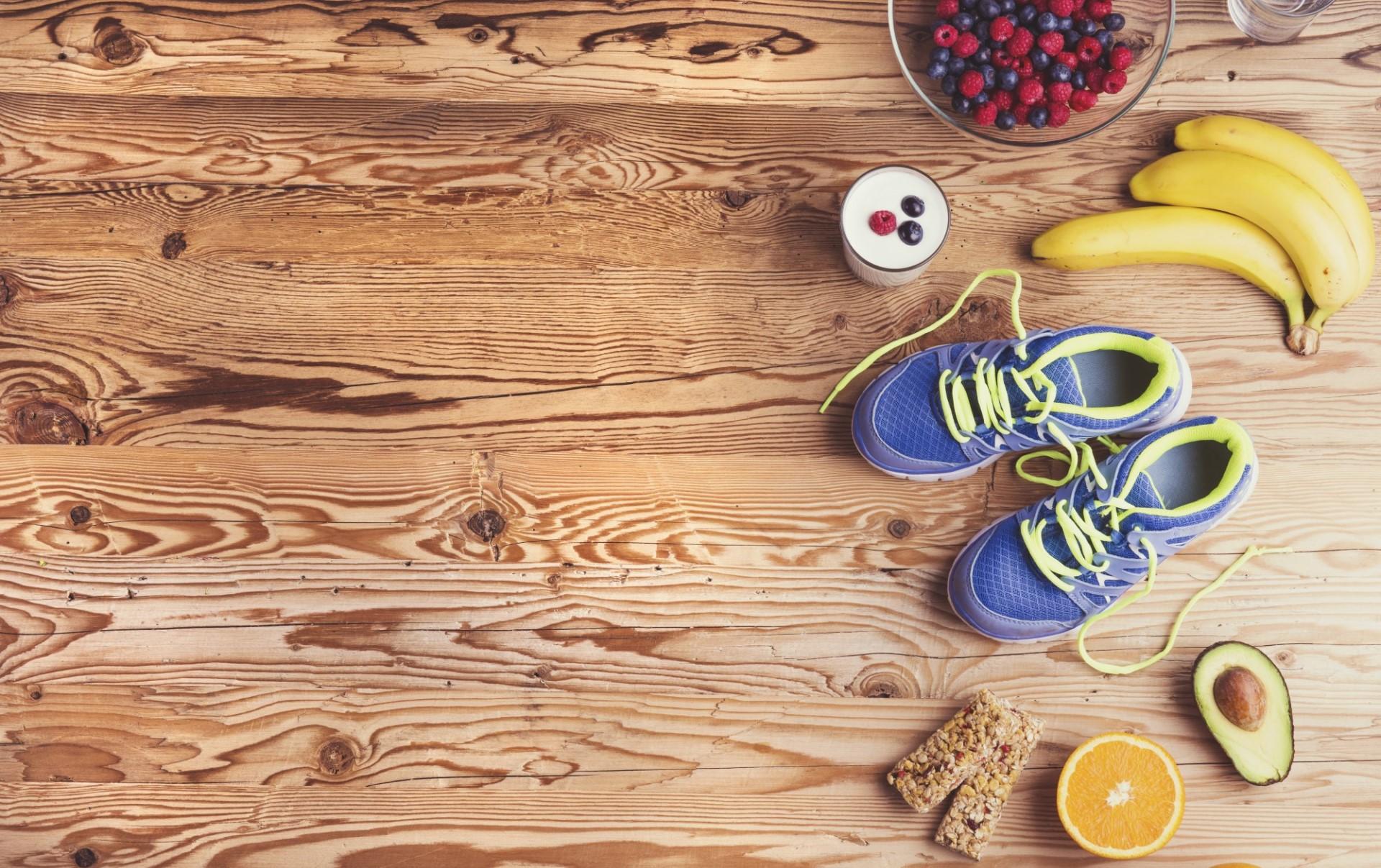 Alimentação e exercicio físico